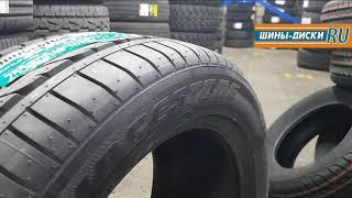 Обзор летней шины Bridgestone Dueler HP Sport