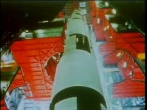 Mike Oldfield - Incantations - Space Movie (1/2)