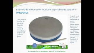 Instrumentos Didáctico Musicales para Niños  El Indio Mocaqua con Minimento