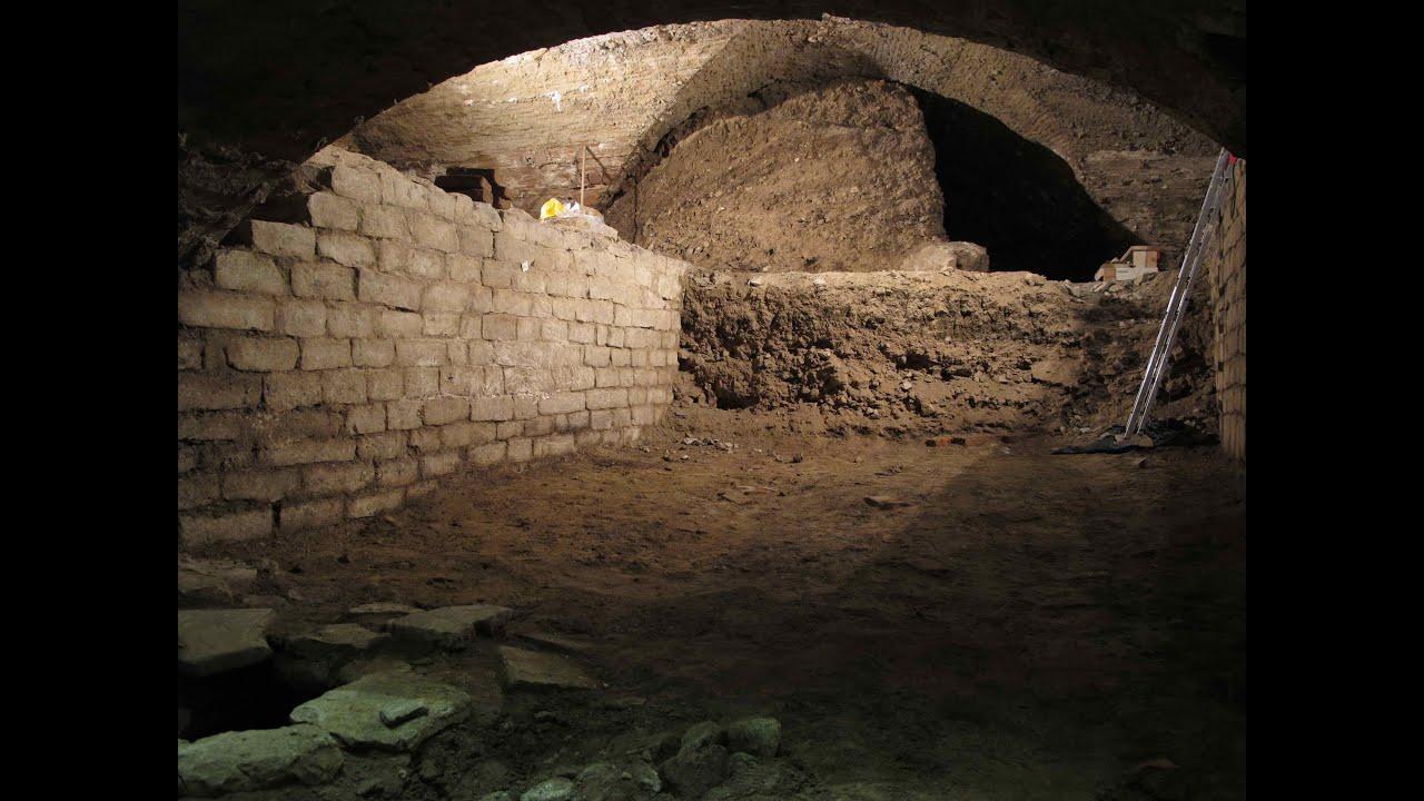 Nuove scoperte archeologiche sotto Palazzo Vecchio sul