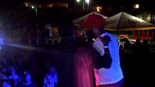 Warrior King Live in Playa Del Carmen, Mexico - Virtuous Woman   Boast Not Thyself   Love Jah More