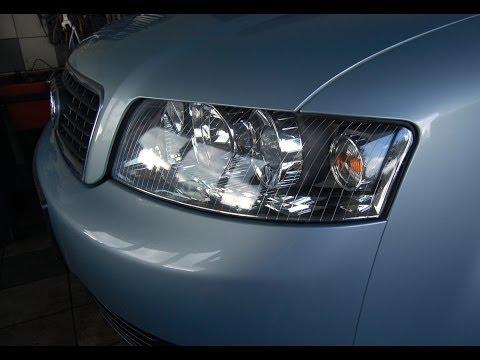 Oględziny samochodu Audi A4 B6 1.6 8V