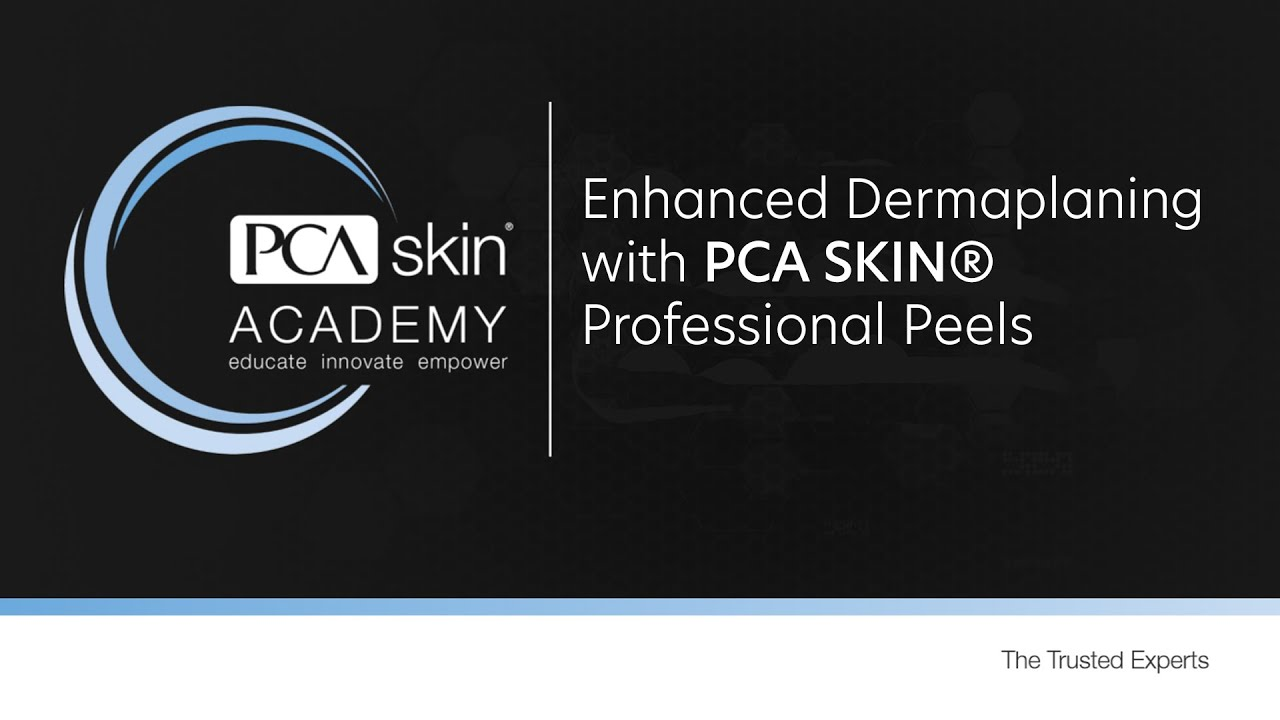 Click to open this video in a pop-up modal: Treatment Tuesday: Dermaplaning optimized with PCA SKIN<sup>®</sup>