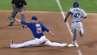 MLB Best Stretches