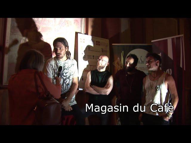 Baveno, Magasin du Cafè. 24 luglio