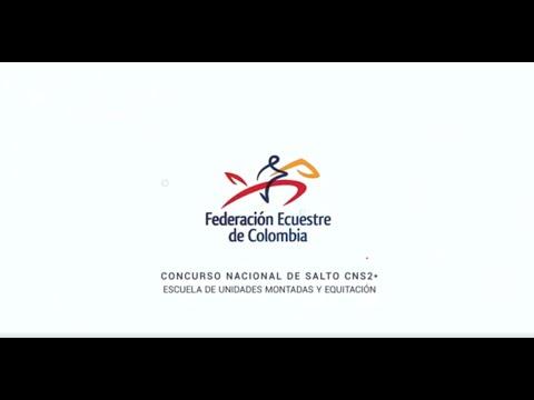 Concurso de Nacional de Salto ESUME 11-14 de Febrero 2021