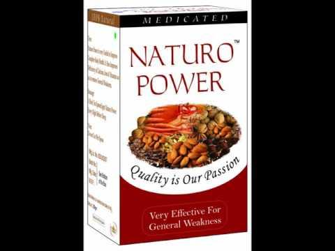 Naturo Power General Debility & Weakness GENERAL TONIC Herbal Tonic for man