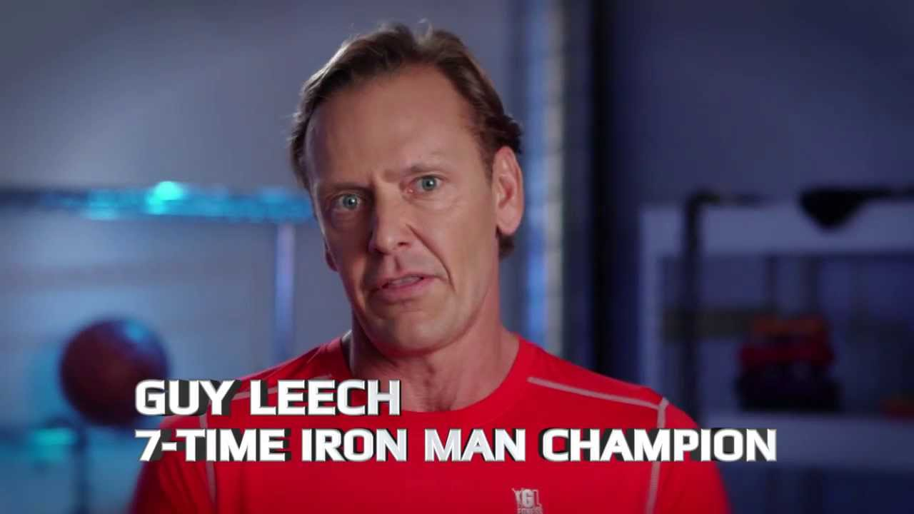 The guy leech fitness power press sec tvc youtube