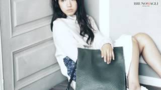브루노말리 (BRUNOMAGLI) 박신혜 화보 /박신혜…