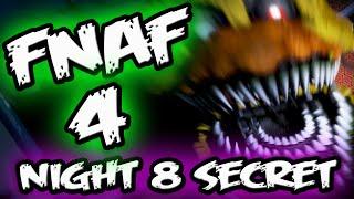 FNAF 4 NIGHT 8 SECRET || FNAF 4 20/20/20/20 Mode || Five Nights at Freddy