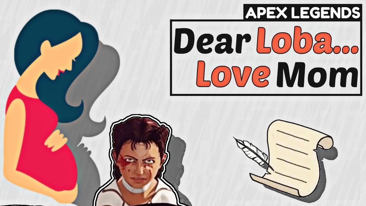 Season 5 update - Letter  to Loba's from her mother - Apex Legends News