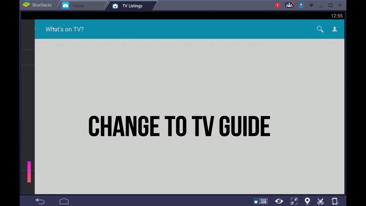 TV GUIDE FOR MOBDRO
