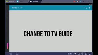 TV GUIDE FOR MOBDRO screenshot 5
