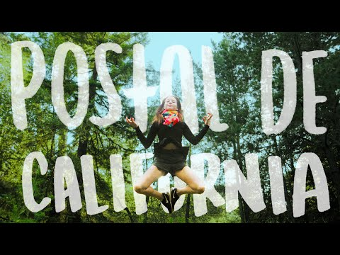 Postal de California/Postcard from California *FRANEIRA*