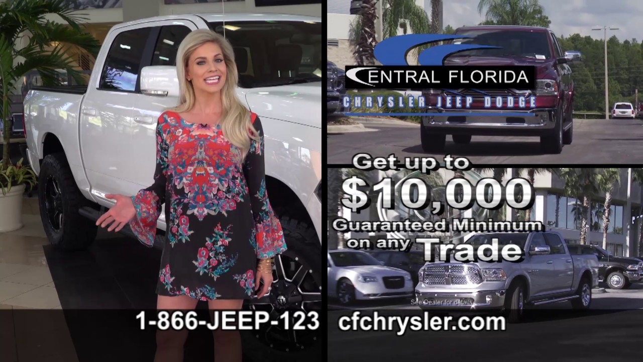 Central Florida Chrysler Jeep Dodge