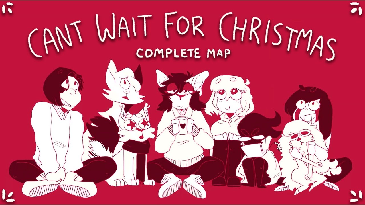 Can't Wait for Christmas - Anything P.M.V M.A.P [Complete!] - YouTube