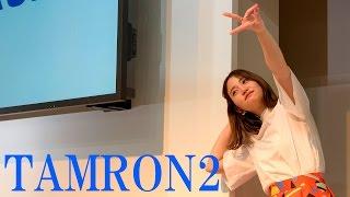 CP+ 2017 タムロン コンパニオン 永尾まりあ #1TAMRON 池田ショコラ htt...