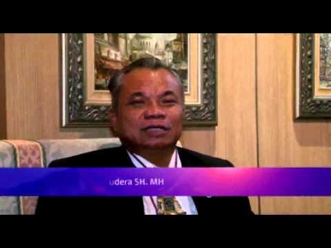 Profile DR H Teguh Samudera SH MH