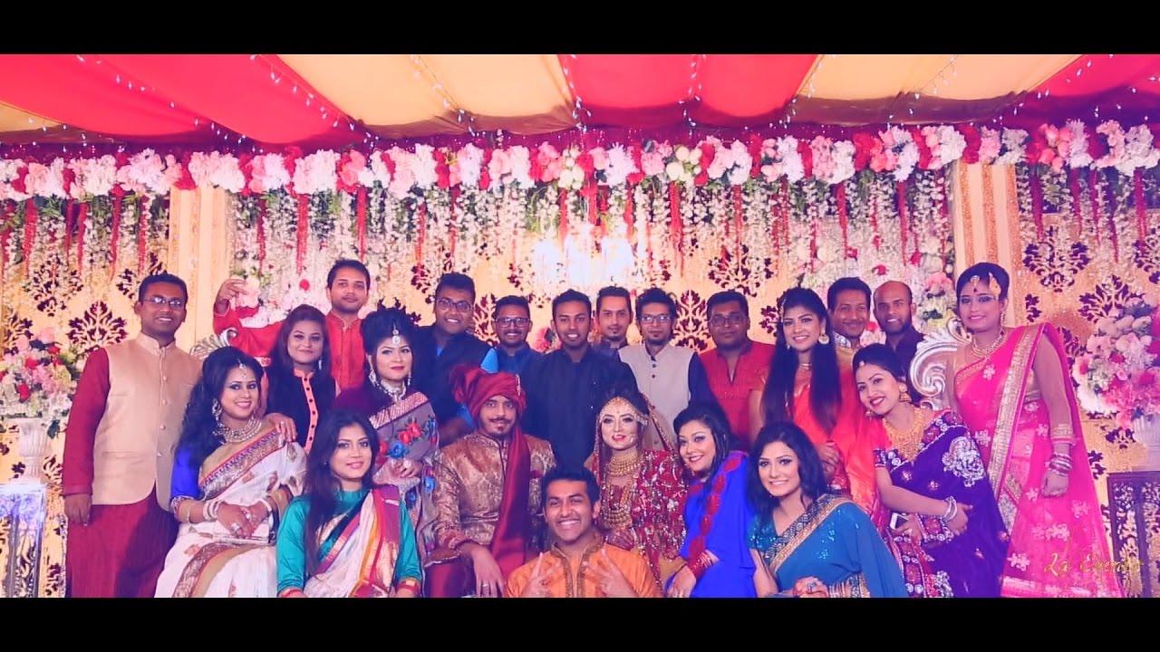 Glimpse of Ishika Khan and Kaisar Khan\'s Wedding Night - YouTube