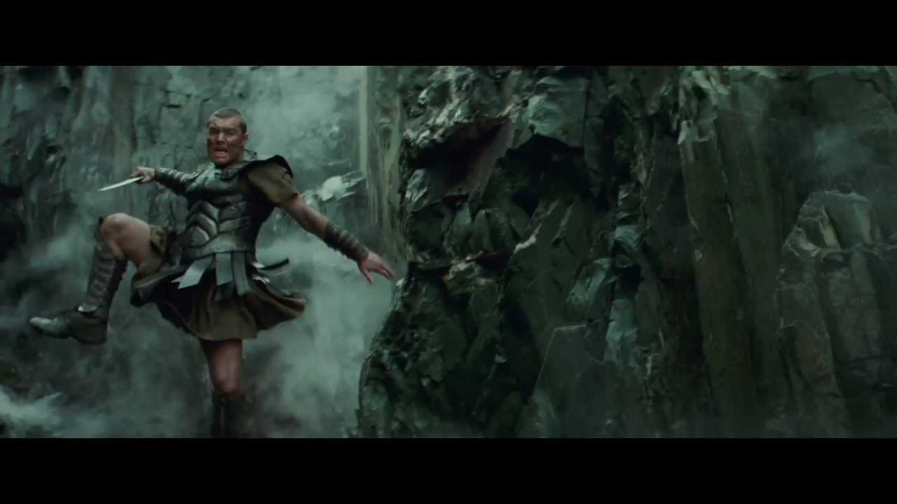 Clash Of The Titans - Official® Teaser [HD]