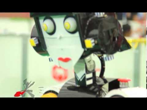 Thailand Robot Championship 2012 [Cyber City]