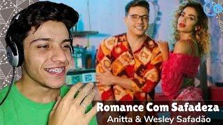 Baixar Wesley Safadão & Anitta - Romance Com Safadeza (Reaction) Reação
