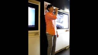 12/07/14 黃靖倫~新加坡庆生KTV ~ 痊愈 (张智成)