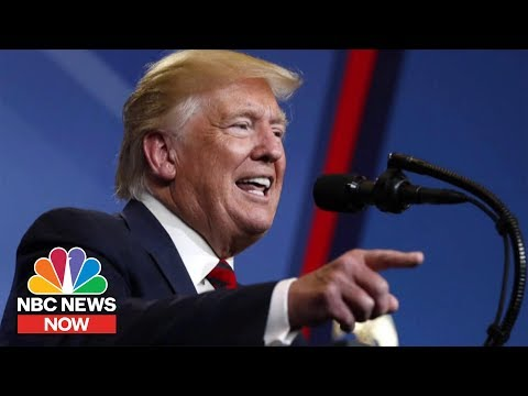 Black Voters Debate Support For President Trump | NBC News NOW