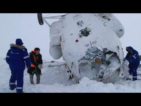 Жесткая посадка МИ-8. Двое погибли. Причины и подробности катастрофы