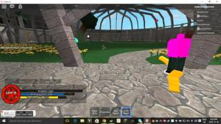 Roblox-Arc of Elements-POISON the future
