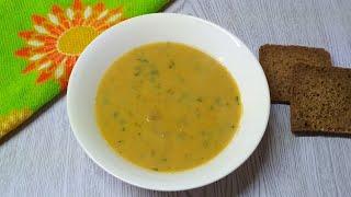 Суп пюре ПП рецепт
