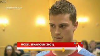 Jamie Dornan - Model Behaviour 2001