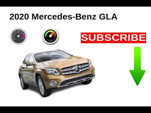 Full review, new 2020 Mercedes-Benz GLA, exclusive exterior and interior!!!