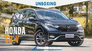 2021 Honda CR-V Redesign - Unboxing