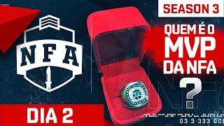 GRANDE FINAL DA LIGA NFA | DIA 2 | FREE FIRE