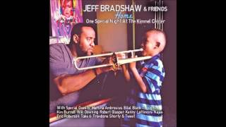 Jeff Bradshaw - All This Love feat. Take 6