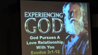 June 28 2020 God Pursues A Love Relationship With You - Exodus 3:1-12