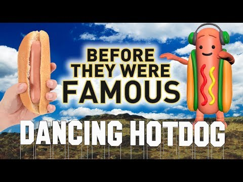 SNAPCHAT DANCING HOT DOG  Before They Were Famous