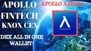 CRYPTO NEWS:RIPPLENET/EGYPT CLARIFICATION-APOLLO FINTECH-APOLLO CURRENCY APL KNOX CEX/DEX/SOCIAL ECO