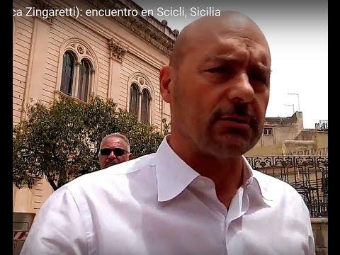 Montalbano (Luca Zingaretti): encuentro en Scicli, Sicilia