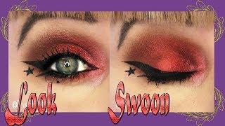 Look Swoon KatVonD + TooFaced