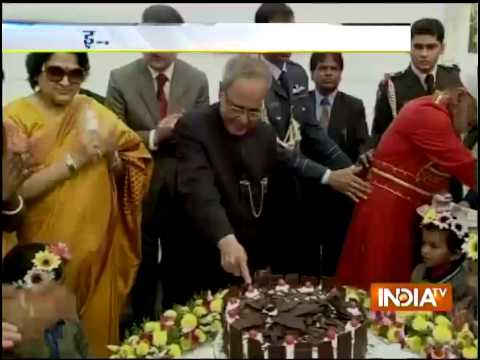 Pranab Mukherjee Discloses Secrets Behind The