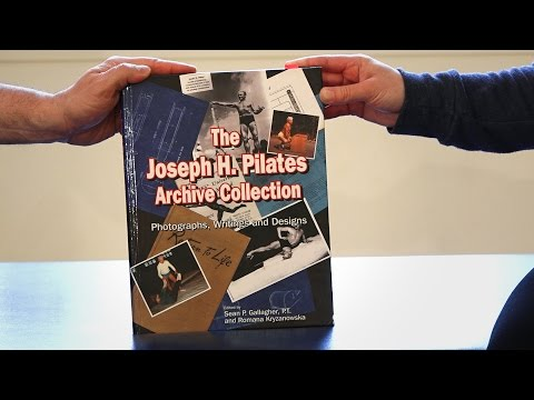 Sean Gallagher on the Joseph H. Pilates Archive Collection PREVIEW