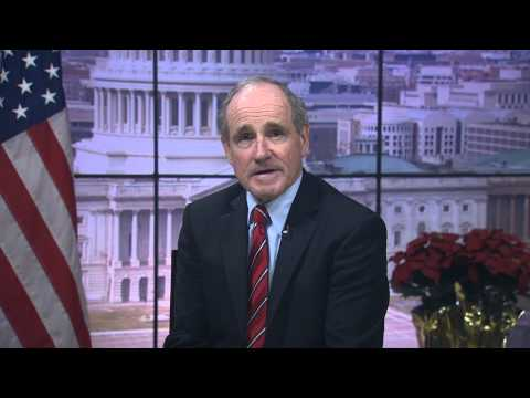 Sen. Jim Risch (R-ID) delivers Weekly GOP Address wishing everyone a merry Christmas