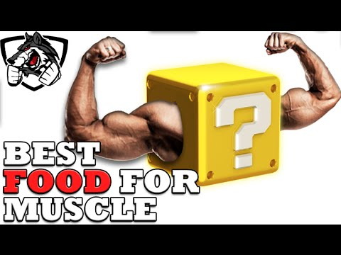 Super Food for Increasing Strength & Growing Muscle?!