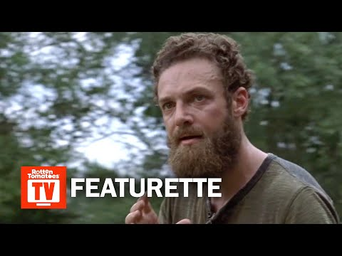 The Walking Dead S09E07 Featurette | 'Jesus & Aaron's Confrontation' | Rotten Tomatoes TV