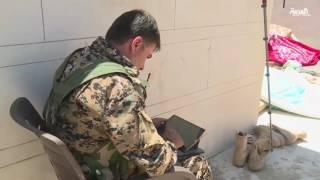 العثور على مجموعة ضخمة من الوثائق التي تخص داعش