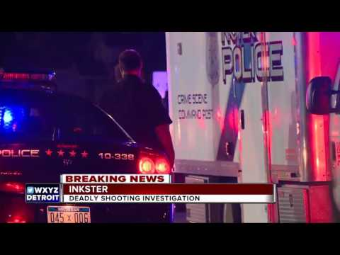 Deadly shooting investigated in Inkster