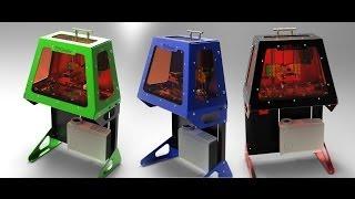 B9creator - сверхточный ювелирный 3D принтер [3DSLA.org](, 2014-06-21T13:09:21.000Z)