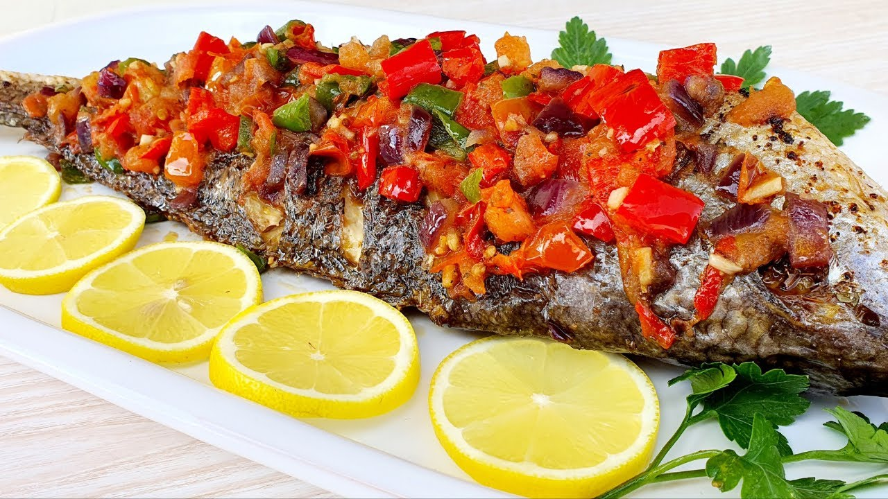 Download How Make Delicious Grilled Croaker Fish At Home!